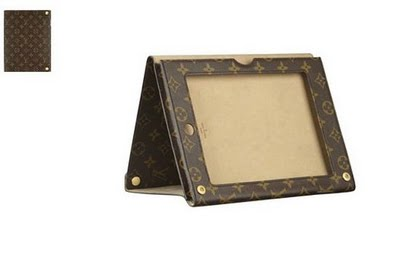 LV Monogram Canvas iPad Case Louis Vuitton | Foldable iPad Case.