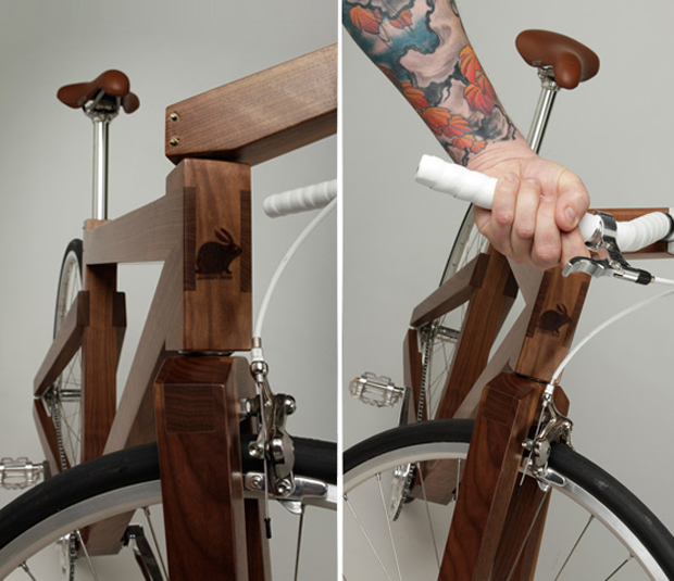 Lagomorph editorial1 The Wood Bike | Lagomorph Design Bike.