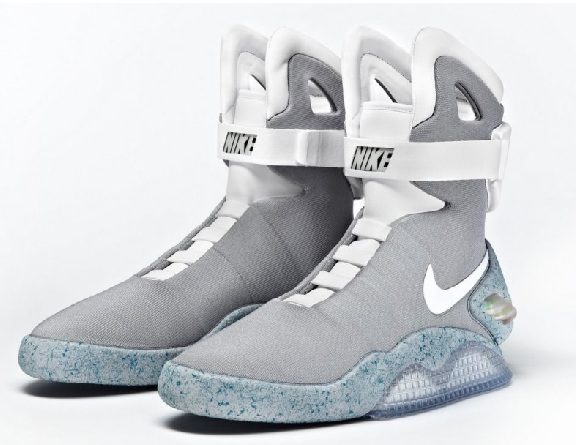 nike Back To The Future | The Nike Air Mags Sneakers.