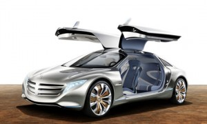 Mercedes Benz F125 Concept Car