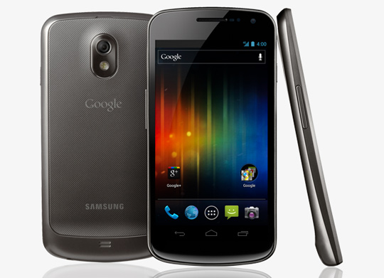 samsung galaxy nexus Samsung Galaxy Nexus Mobile Phone.