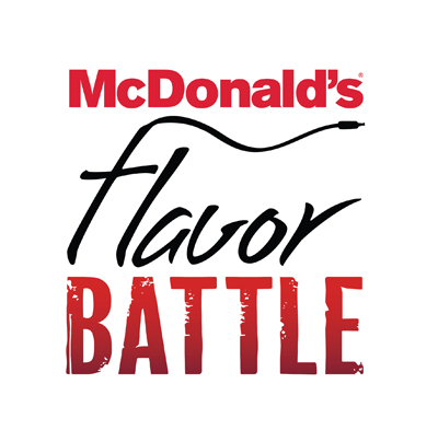 FB Logo 1 Event: McDonalds Flavor Battle Launch Party.