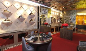 Christian Louboutin Men's Paris Store