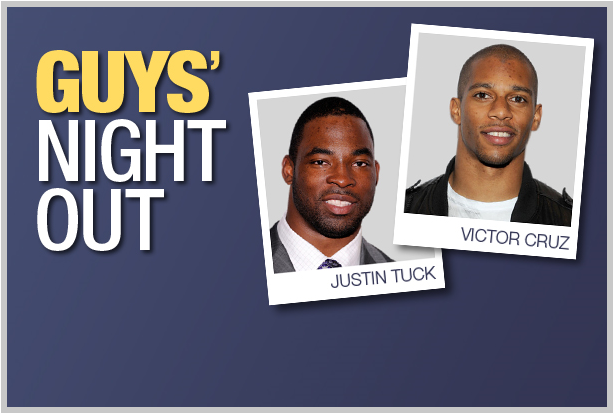 GNO Invite: Lord & Taylor Guys Night Out with Justin Tuck.