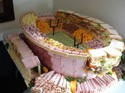 SuperBowlSnacks Guide To Throwing A Super Bowl XLVI Party.