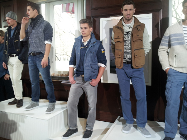 Nautica NYFW Review & Photos: Nautica Fall 2012