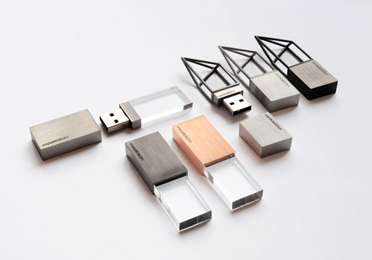 empty memory 1 Empty Memory by Logical Art | Wearable USB Sticks.