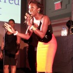 starwood event estelle 150x150 Video: Estelle Performs at Starwood Preferred Guest Event (NYC).