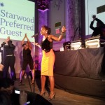 starwood event estelle 3 150x150 Video: Estelle Performs at Starwood Preferred Guest Event (NYC).