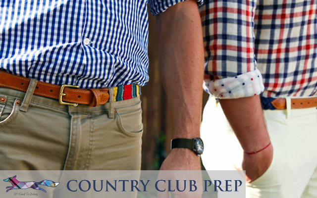 Country Club Prep featured on LuxuriousPROTOYPE.com