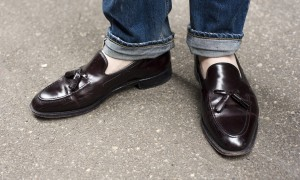 Tassel Loafers by Johnston Murphy via The Style Blogger