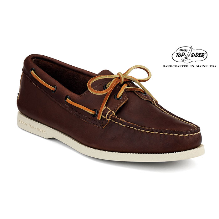 Top Sider Original Top 4 Boat Shoes for Spring/Summer 2012.