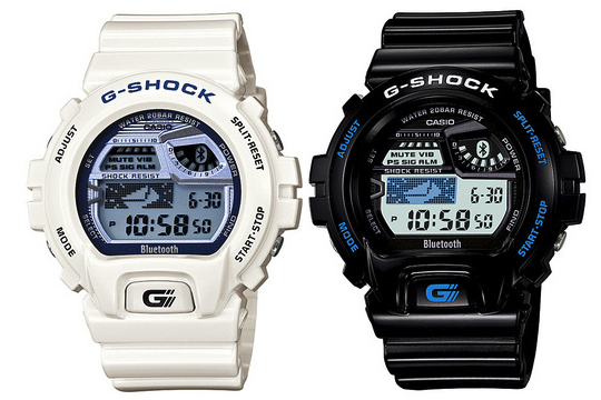 Casio G-Shock GB-6900 Bluetooth Series