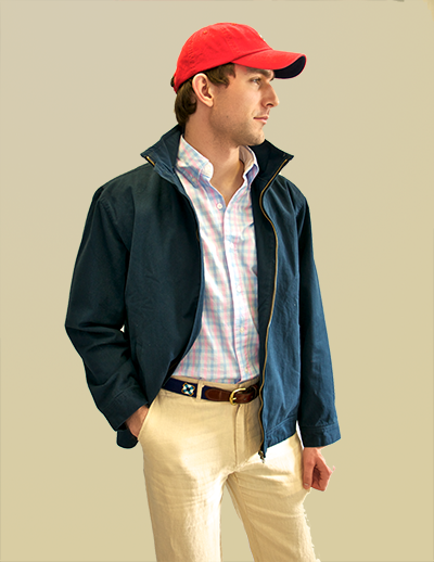 Mariner Jacket Nantucket Navy
