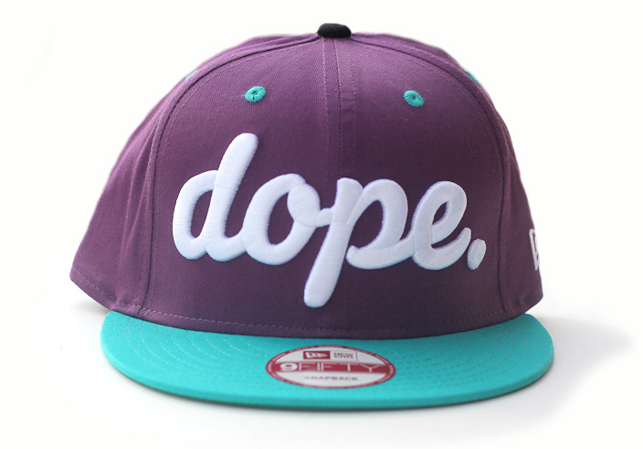 Dop Snapback dope. Mighty Ducks Inspired Snapback.