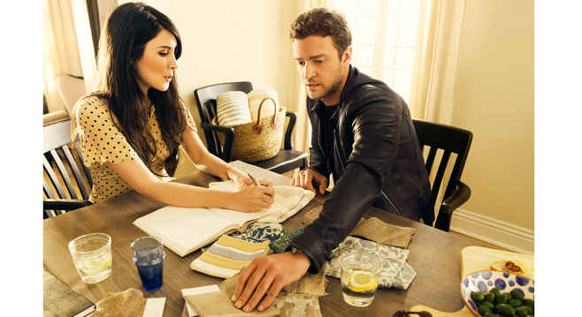 Justin timberlake home collection Justin Timberlake Takes on Luxury Home Design Business.