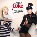 diet coke jean paul gaultier 3 150x150 Jean Paul Gaultier Sexes Up Diet Coke.