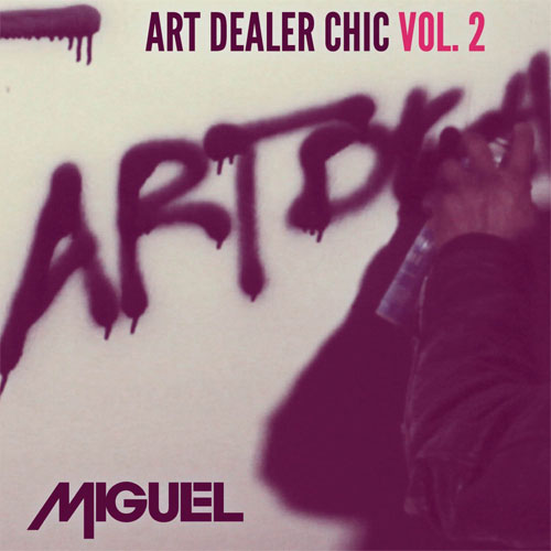 miguel artdealer Music Video: Miguel | All.