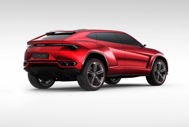 Lamborghini Urus Lamborghini Urus Concept SUV Slated for Production in 2017.