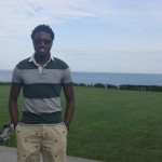 Me at The Breakers
