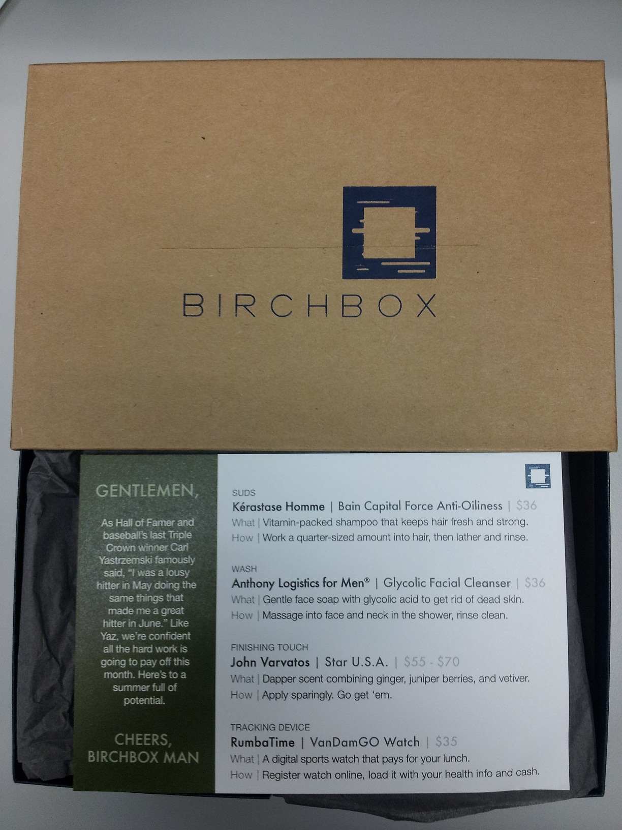 bb5 Luxe Top Pick: Birchbox Man | Discover New Grooming & Lifestyle Products.