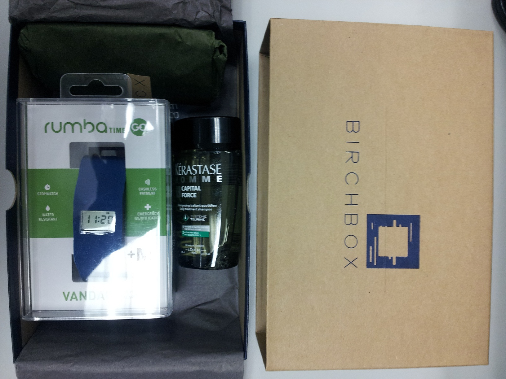 bb7 Luxe Top Pick: Birchbox Man | Discover New Grooming & Lifestyle Products.