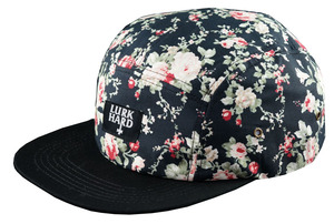 lurk hard molly Lurk Hard 5 Panel Camp Hat.