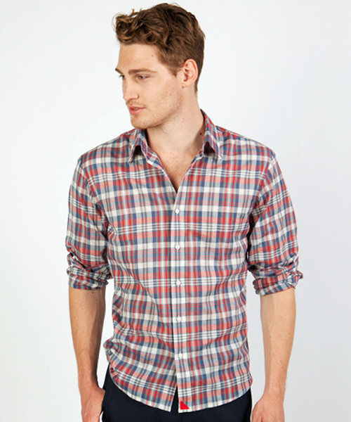 Hermitage UNTUCKit | Shirts Designed to be Worn Untucked.