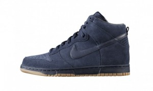 A.P.C and Nike Dunk High Sneakers