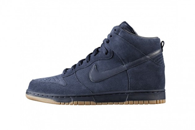 apc nike dunk high sneakers 7 A.P.C. x Nike Dunk High Sneaker.