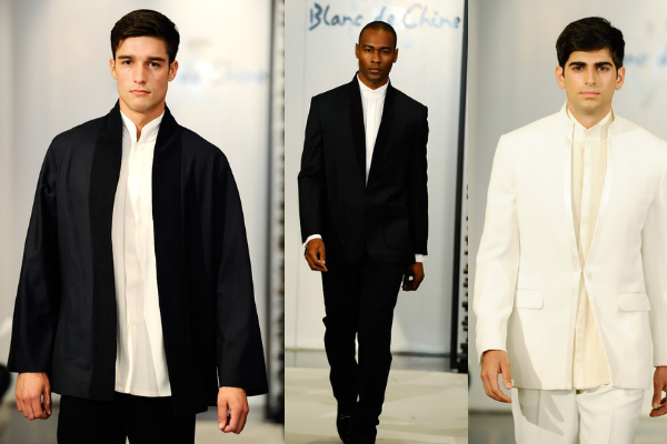 Blanc de Chine NYFW Review & Photos: Blanc de Chine Spring/Summer 2013