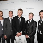 Kellan Lutz, Ryan Lochte, Alexander Ludwig, Hunter Parish, Daniel Gillies