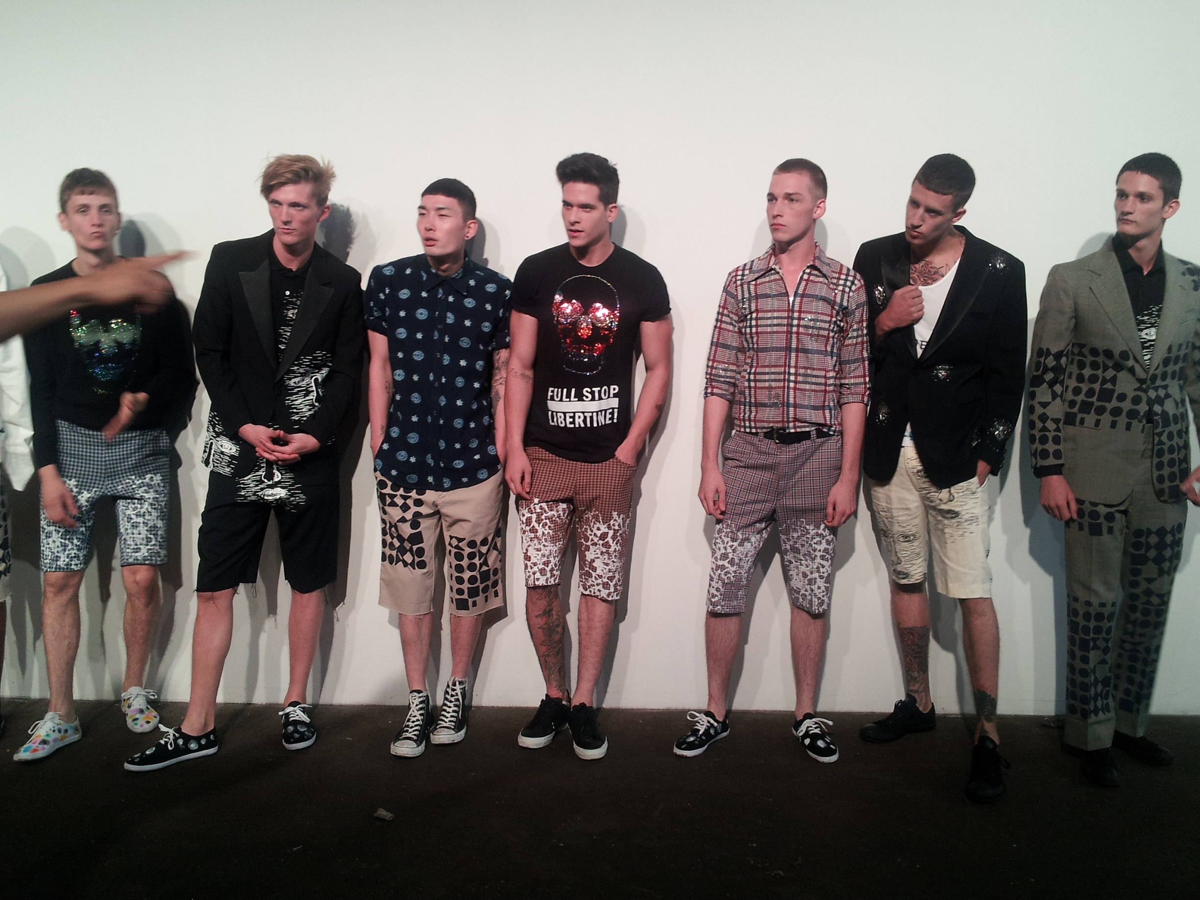 Libertine Full1 NYFW Review & Photos: Libertine Spring/Summer 2013