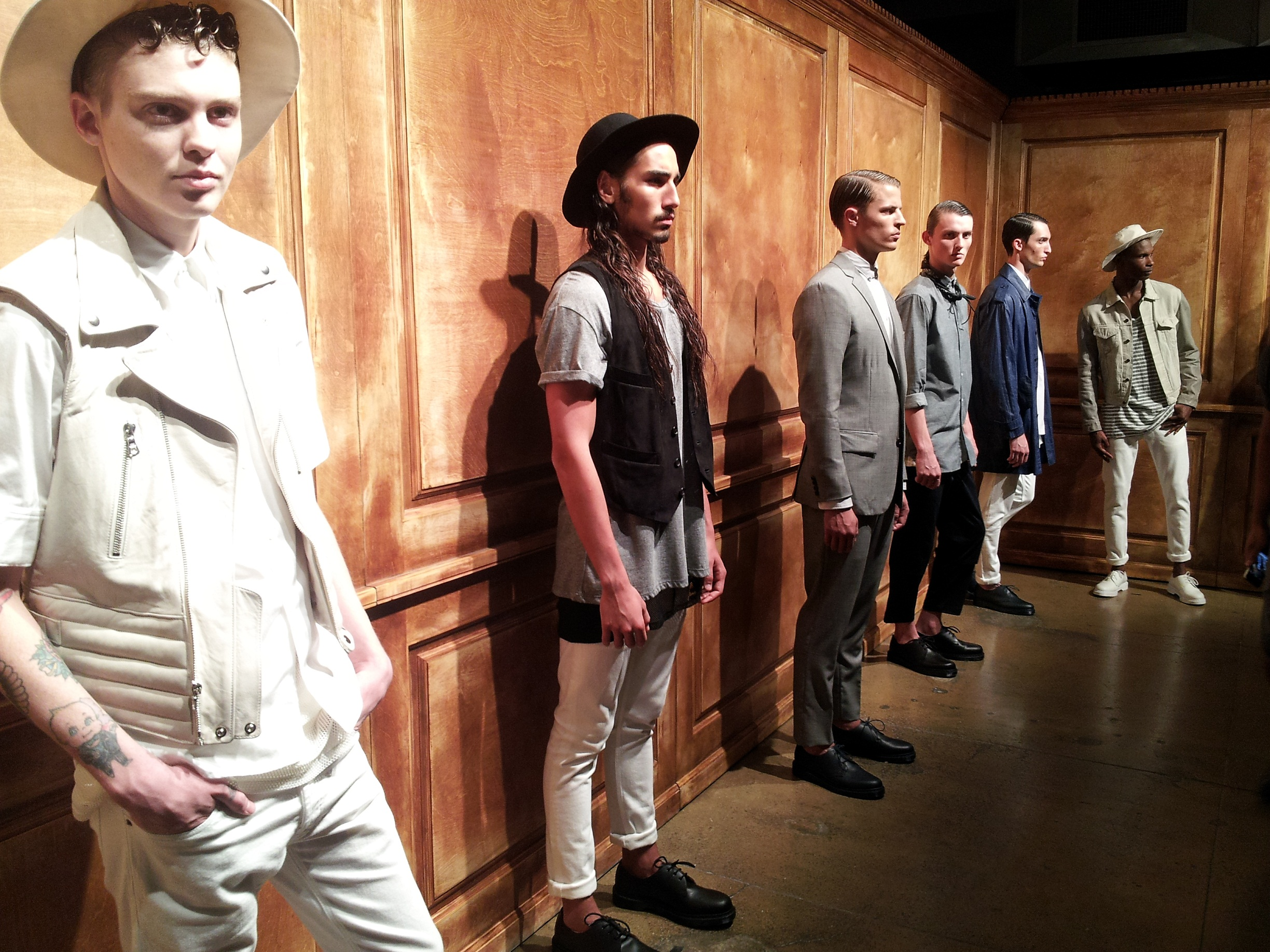 Public School NYFW Review & Photos: Public School Spring/Summer 2013