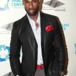Frederick Solomon at 40/40 Club Grand Opening in the Barclays Center