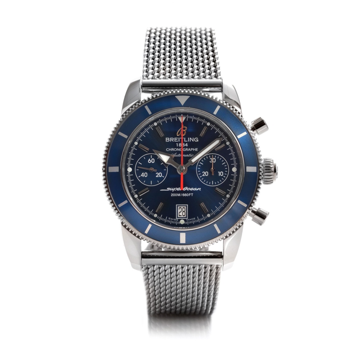 Breitling SuperOcean Heritage 3 Top of the Range Diving Watches for Serious Divers.