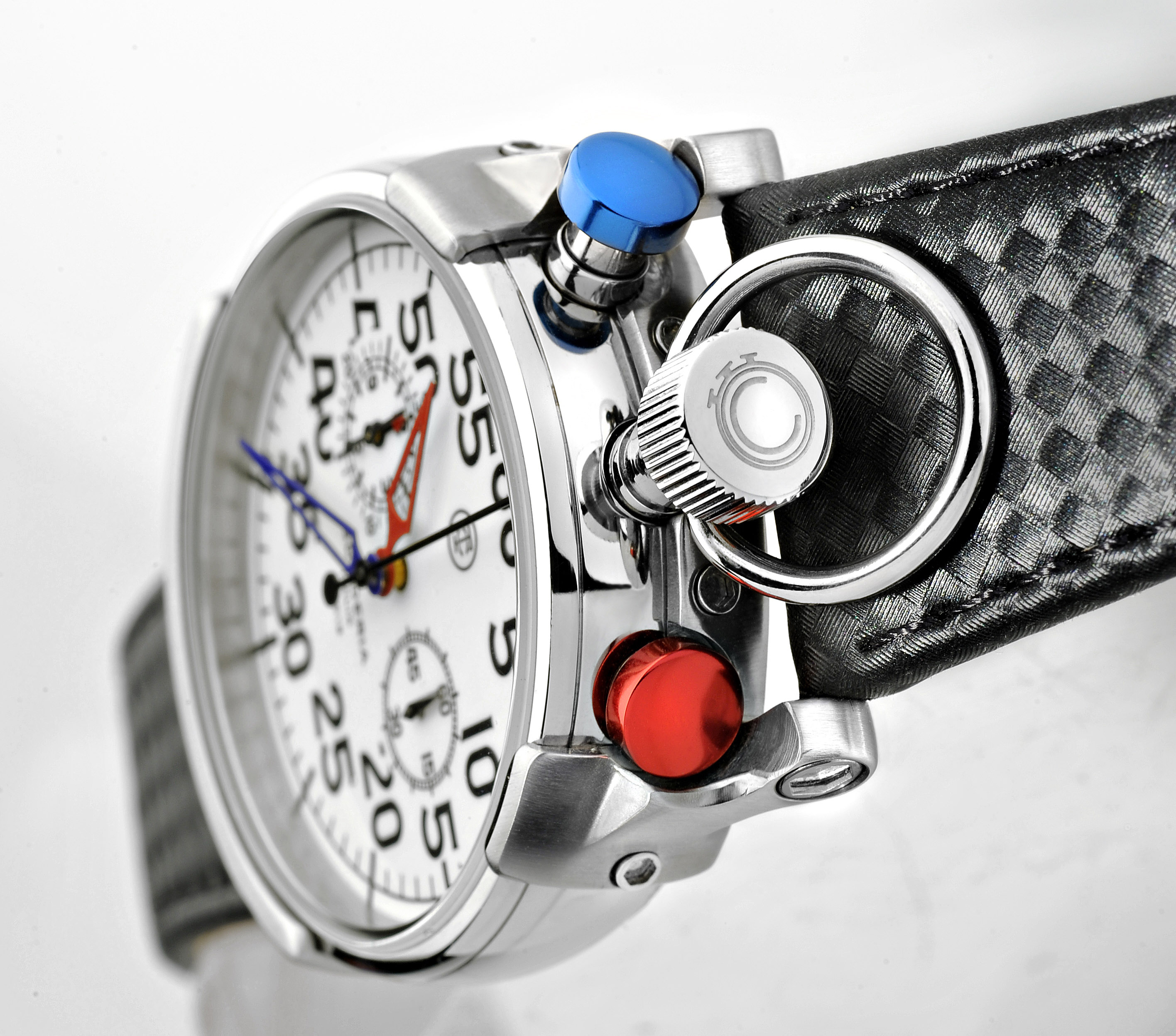 CT20100 Adv Photo CT Scuderia | Elite Sport Racing Watch.