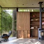 Case Inlet Retreat 4 150x150 Luxe Home: The New Cabin in the Woods | Case Inlet Retreat