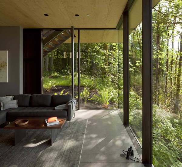 Case Inlet Retreat 5 Luxe Home: The New Cabin in the Woods | Case Inlet Retreat