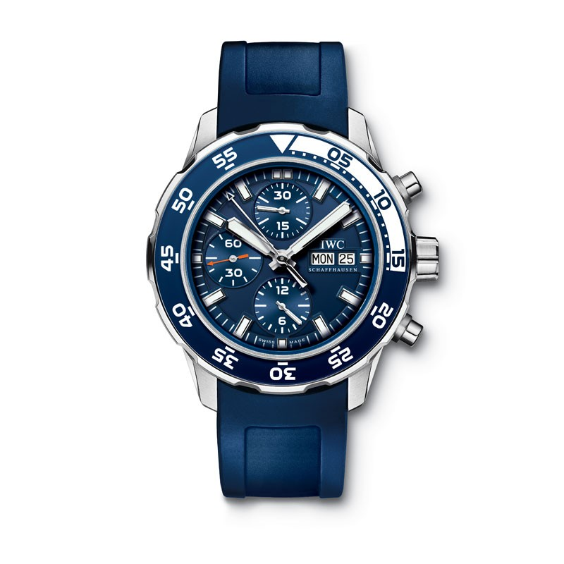 IWC Aquatimer 3 Top of the Range Diving Watches for Serious Divers.