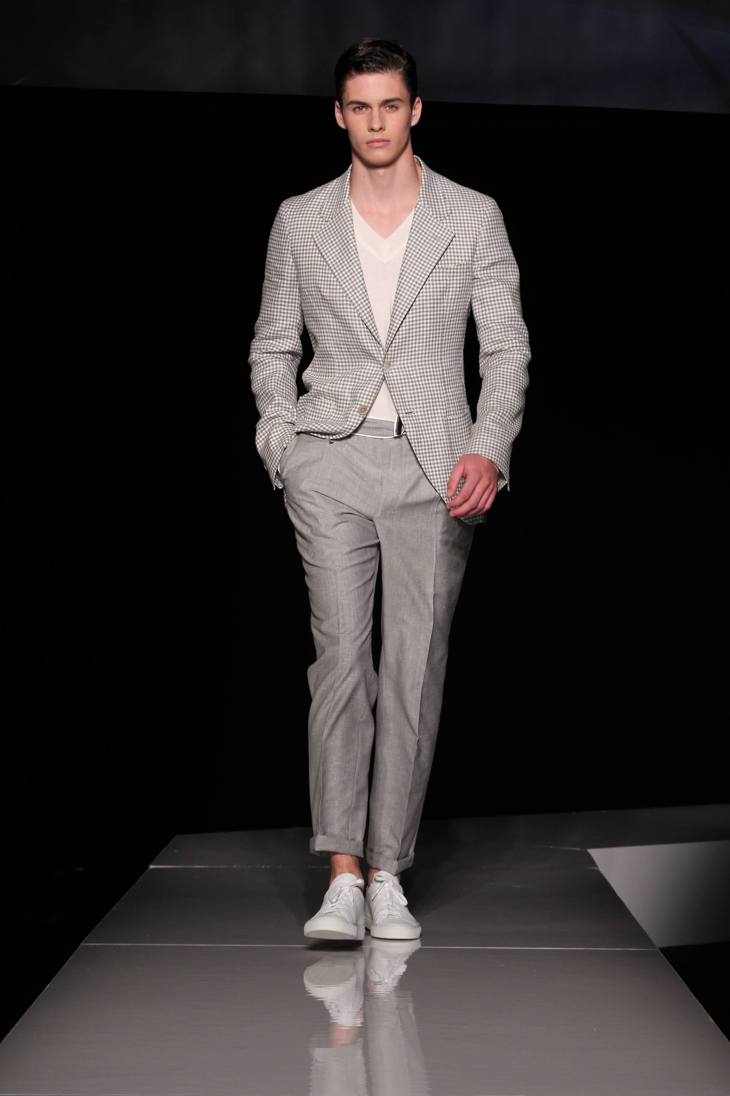LOOK 5 Bernardo Rojo for Joseph Abboud Spring/Summer 2013 Collection