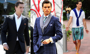 Scott Disick on LuxuriousPROTOTYPE.com