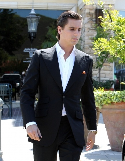 scott disick Luxe Gentleman: The Stylish Scott Disick