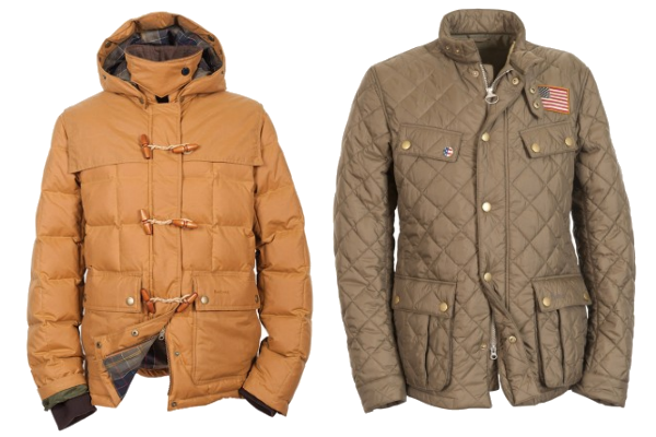 Quilted Jacket Luxe Trend: Quilted Jackets