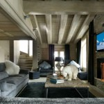 Chalet Black Pearl 1 150x150 French Alps Luxury Retreat: Black Pearl Chalet