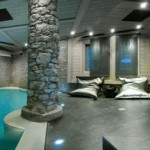 Chalet Black Pearl 16 150x150 French Alps Luxury Retreat: Black Pearl Chalet