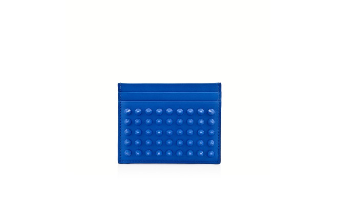 christianlouboutin kios Christian Louboutin Kios Spikes Card Holder