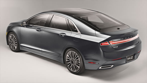 mkz13 pg 005 ext lg The New MKZ: Lincoln Revisits Luxury