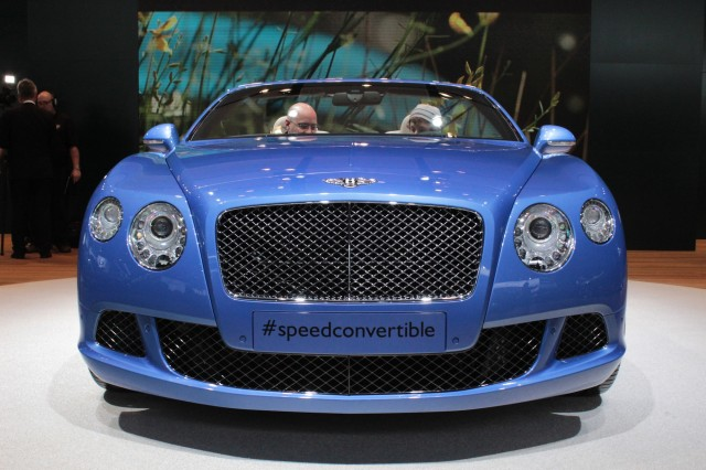 2013 bentley continental gt speed convertible live photos 2013 detroit auto show 100415700 m The Need for Speed: Introducing the Bentley Continental GT Speed Convertible