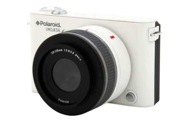 polaroid im1836 the android powered smart camera Polaroid iM1836: The Android Camera